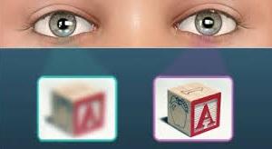 Зрение при амблиопии