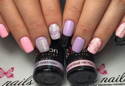 Nail passion светлые оттенки