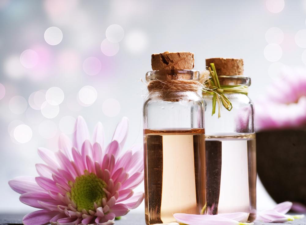 Эфирные масла помогут снять напряжение
