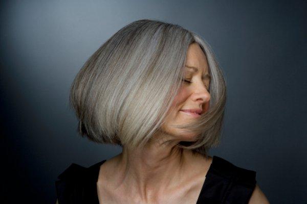 как выбрать краску для седых волос