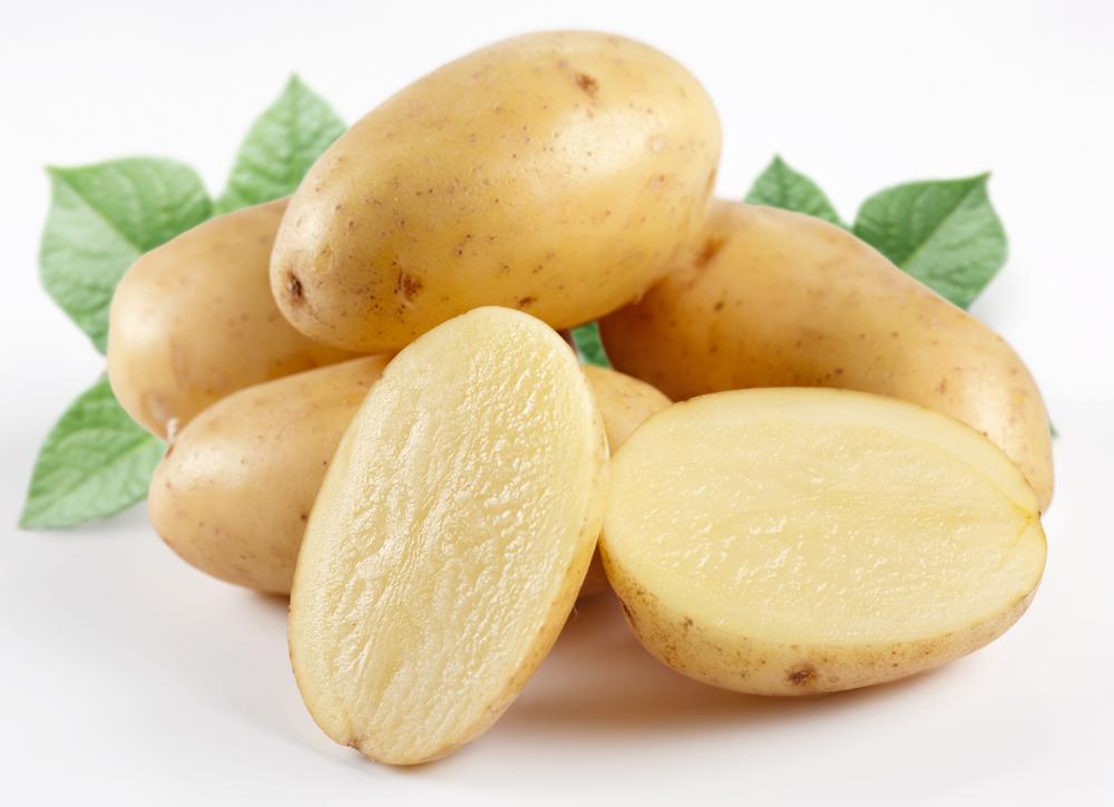 Картофель в медицине