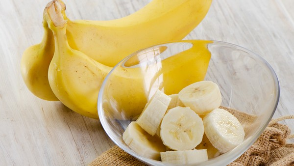 Бананы для глицериновой маски