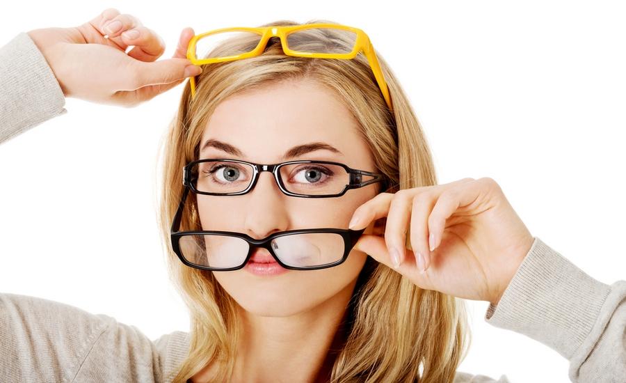 Каждое нарушение зрительной функции проявляется по-разному