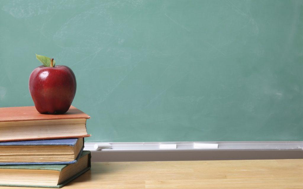Объектом для тестирования может служить яркое яблоко