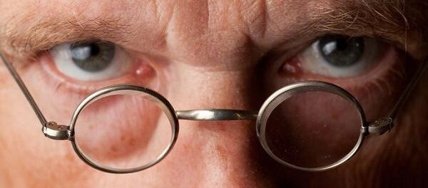 Глаза дедушки