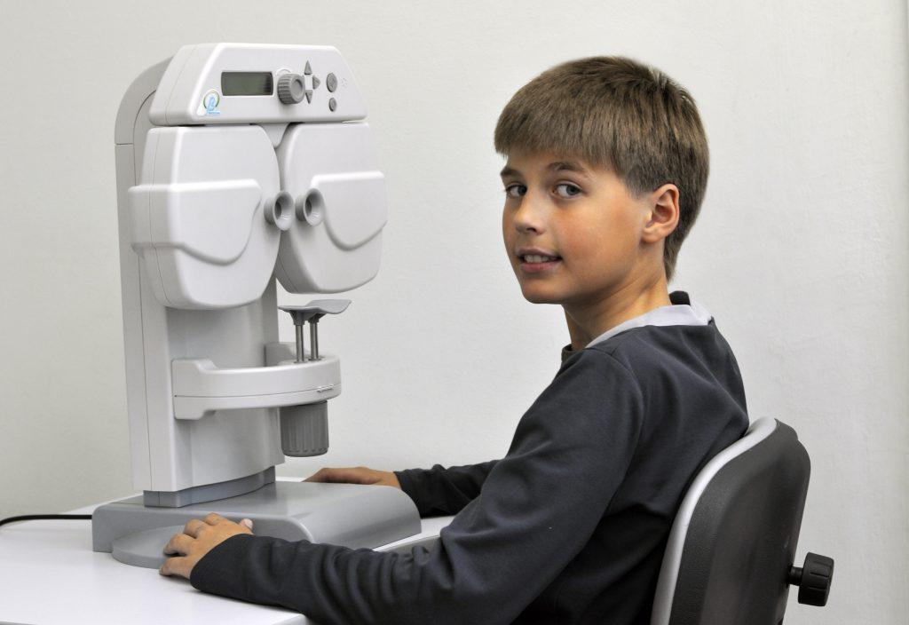 Сокол - многофункциональный тренажер для глаз