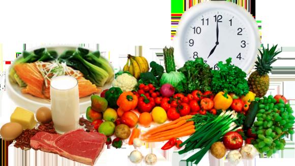Овощи и фрукты - залог здоровья
