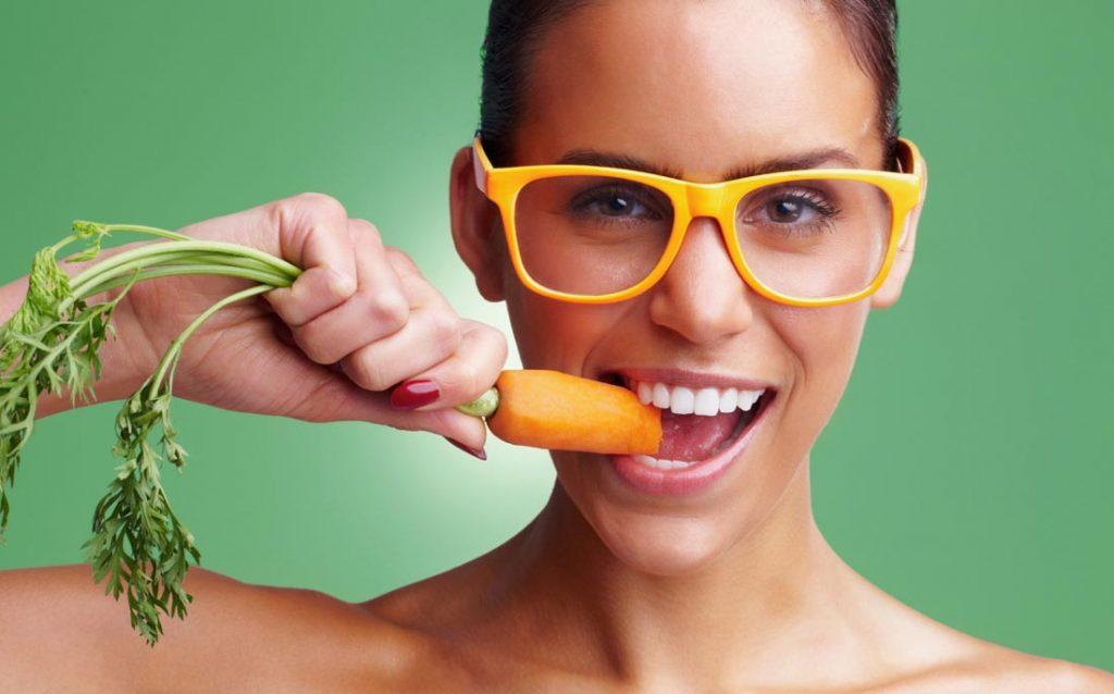Морковь - кладезь полезных веществ