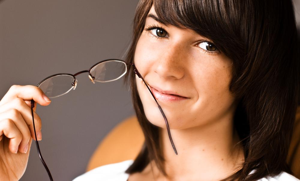 Очки - универсальный вариант для всех