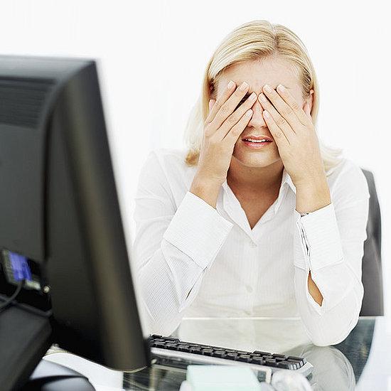Потеря зрения при работе за компьютером