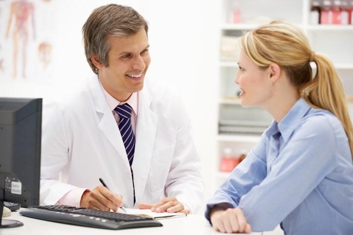 Консультация с врачом обязательна