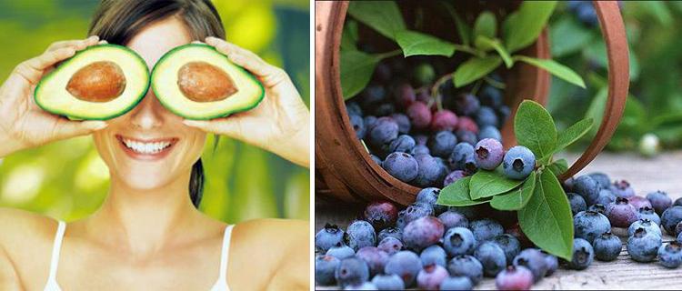 Витамины продуктах питания