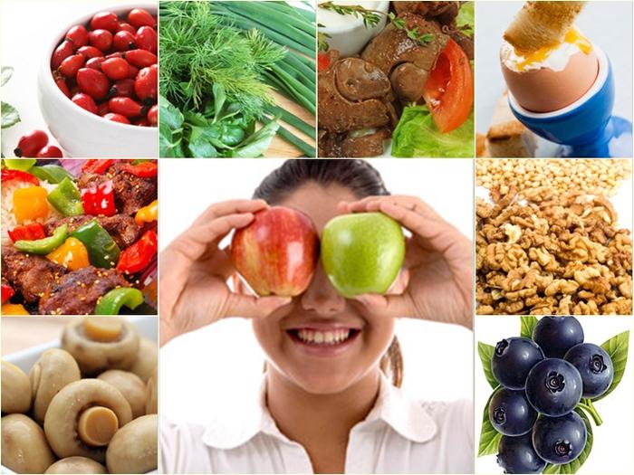 Польза натуральной пищи