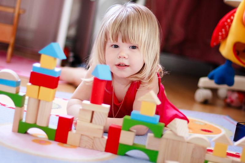 Малыш должен проявлять любознательность