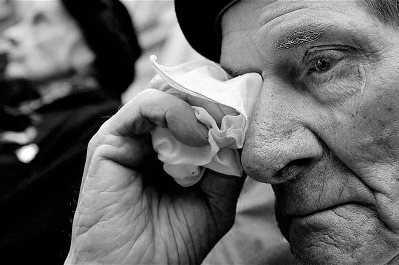 Катаракту чаще всего диагностируют у пожилых, которые утратили веру в будущее
