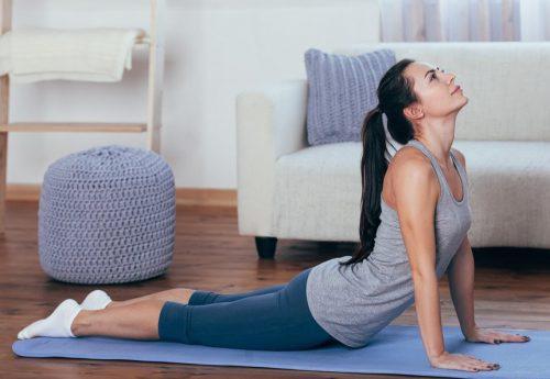 Упражнения по фитнесу для начинающих