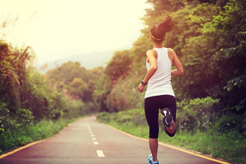 Легкая атлетика положительно влияет на организм при миопии