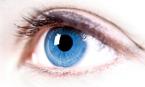 Здоровый глаз