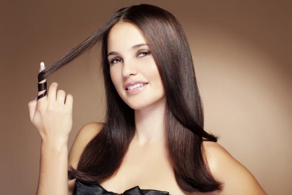 ламинирование волос с помощью желатиновых масок