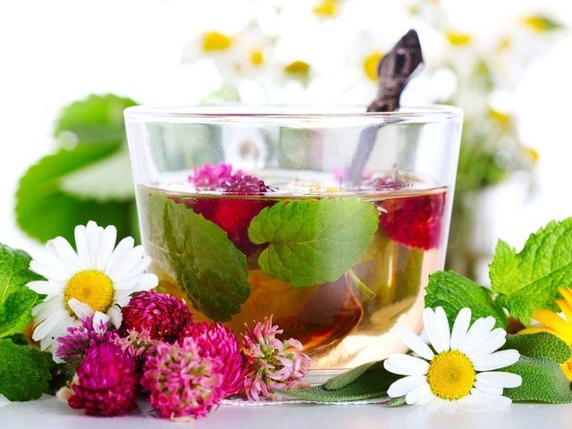 Полезность лечебных чаев высока