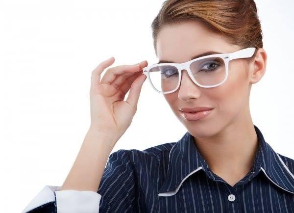 Очки прекрасно корректируют видимость