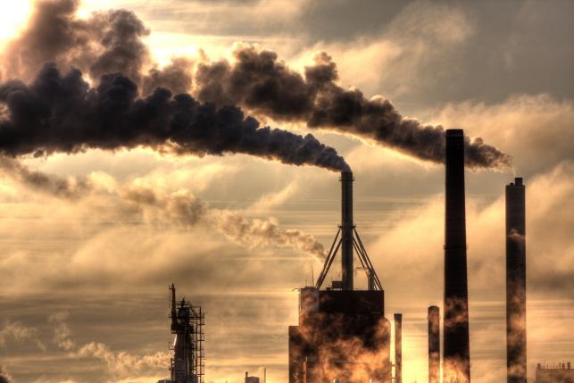 Загрязнение окружающей среды вредно для глаз