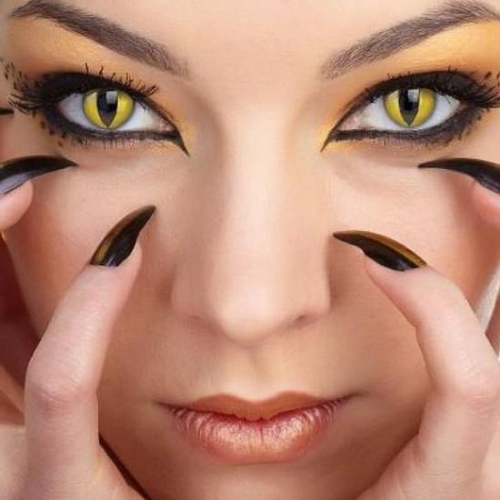 Цветные линзы для глаз: как выбирать и использовать?