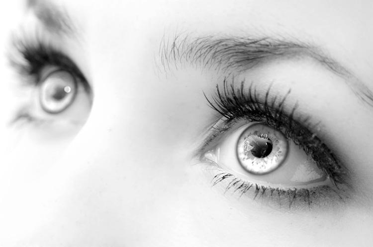 Глаза связаны с метафизической стороной жизни