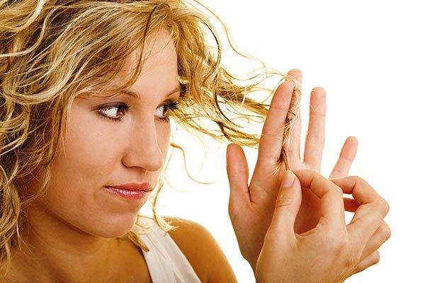 выбор шампуня для вьющихся волос