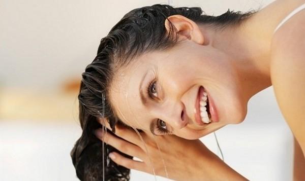 Как смыть маску для волос