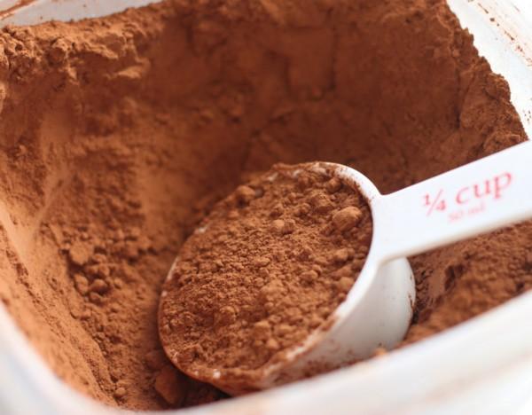 Репейная маска с какао