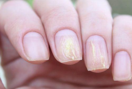 Отполированные ногти