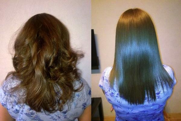 какие есть салонные процедуры для волос