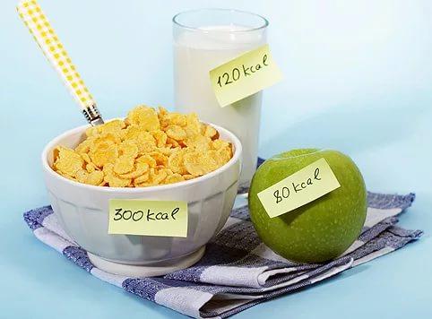 Раз калория, два калория... Сколько их нужно?