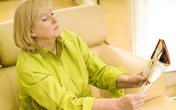 Возрастной формой болезни (пресбиопией) страдает 90% людей