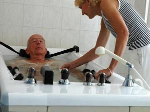 Лечение сосудов водой