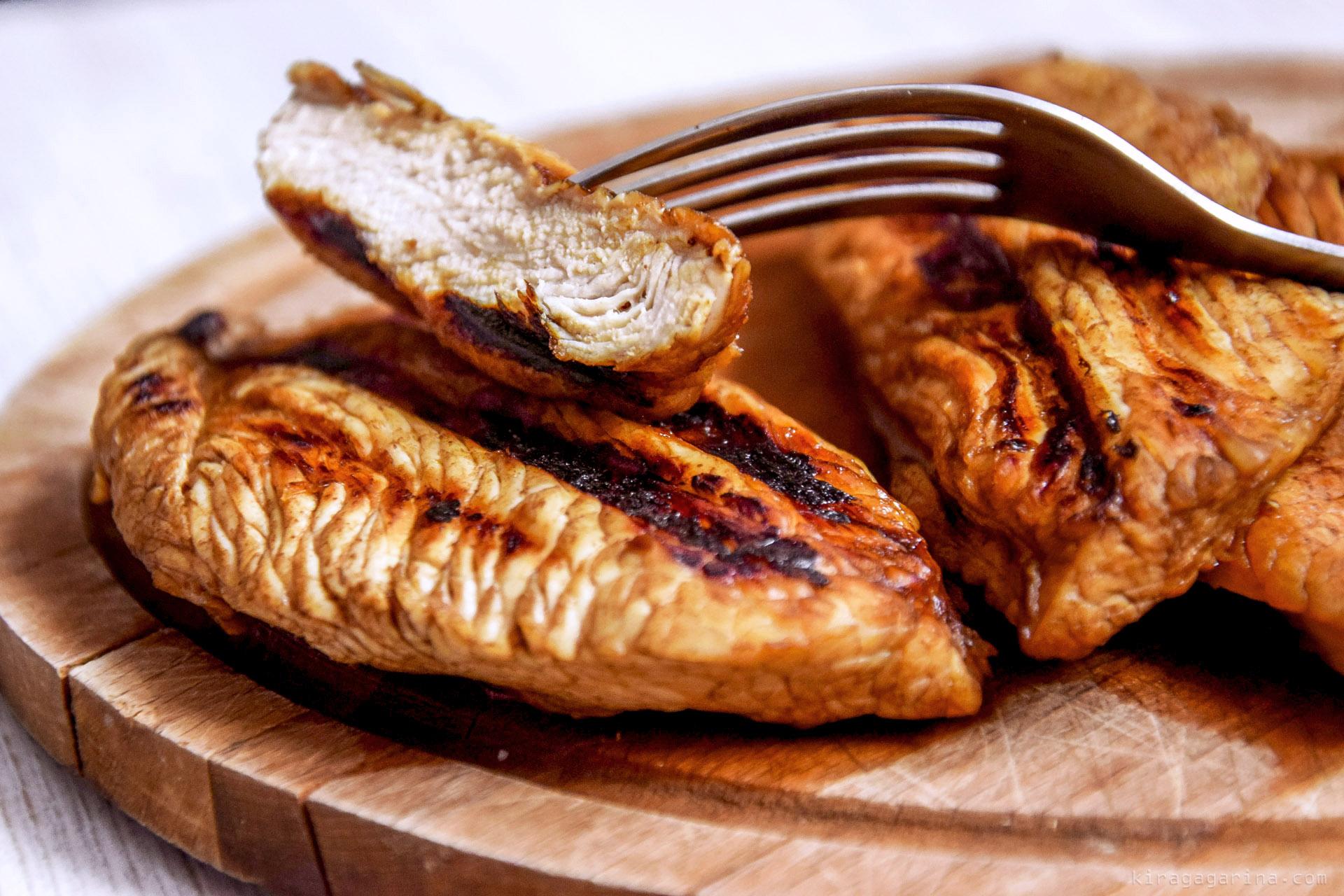 Как быстро и просто приготовить филе индейки в духовке