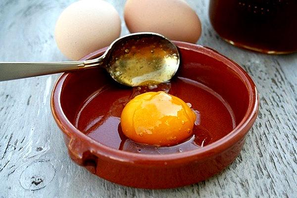рецепты приготовления яичных масок для волос