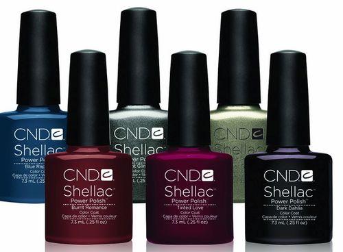 CND Shellac Коллекция Forbidden